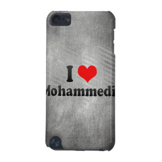 I Love Mohammedia, Morocco iPod Touch (5th Generation) Case