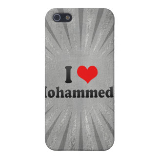 I Love Mohammedia, Morocco Covers For iPhone 5