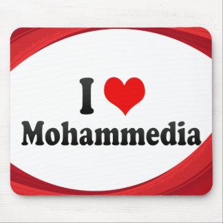 I Love Mohammedia, Morocco Mousepad