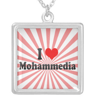 I Love Mohammedia, Morocco Pendant