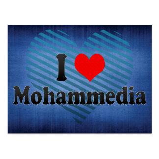 I Love Mohammedia, Morocco Postcards
