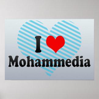 I Love Mohammedia, Morocco Poster