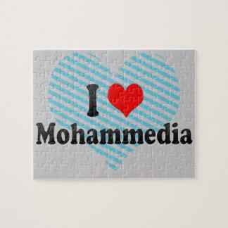 I Love Mohammedia, Morocco Jigsaw Puzzle