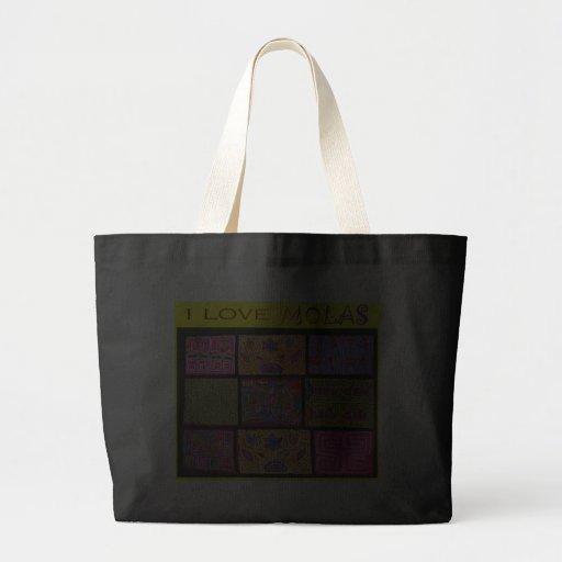 I Love Molas: Quilt Bag