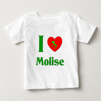I Love Molise  Italy Baby T-Shirt