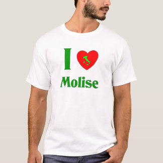 I Love Molise  Italy T-Shirt