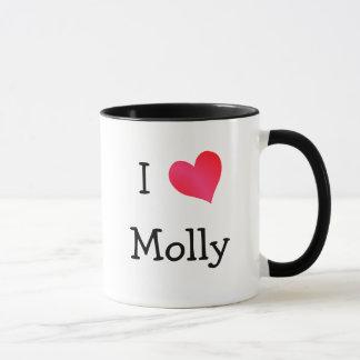 I Love Molly Mug