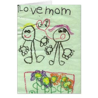 i love mom cards