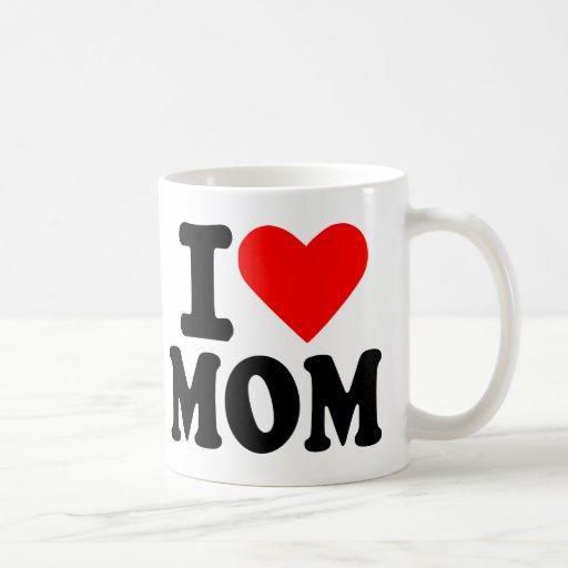 I love mom coffee mugs