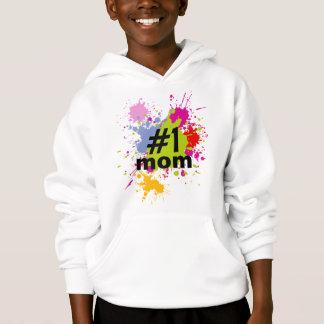 I love Mom Hoodie