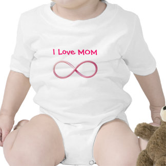 I love MOM Infinity - T-shirt