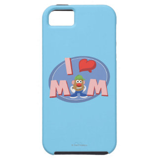 I Love Mom iPhone 5 Cover