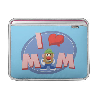 I Love Mom MacBook Air Sleeve