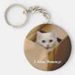 I Love Mommy! Key Chain