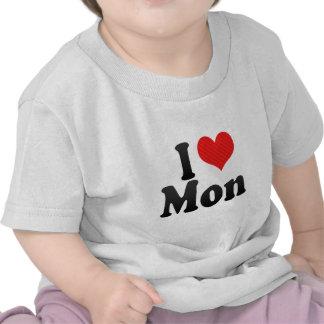 I Love Mon Shirts