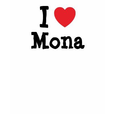 صور اسم mona