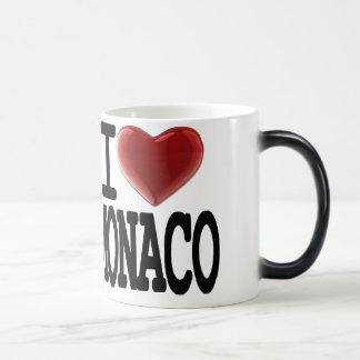 I Love MONACO Magic Mug