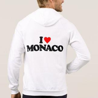 I LOVE MONACO HOODIE