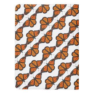 I Love Monarch Butterflies Large Notebook