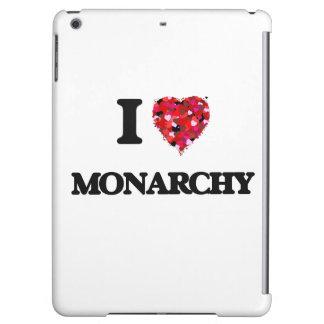 I Love Monarchy iPad Air Case