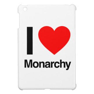 i love monarchy iPad mini covers