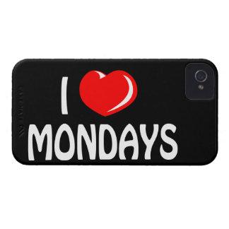 I Love Mondays Blackberry Bold Case