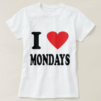 I love mondays icon T-Shirt