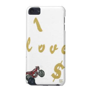 I Love Money iPod Case / Motorcycle
