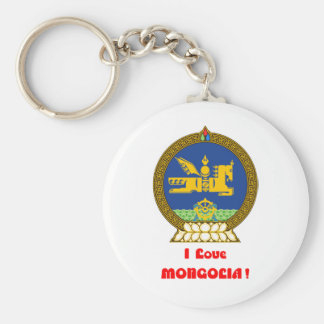 I LOVE MONGOLIA--DESIGN 1 FROM 933958STORE KEY CHAIN