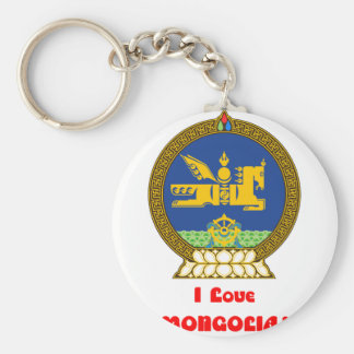 I LOVE MONGOLIA--DESIGN 1 FROM 933958STORE KEYCHAINS