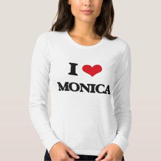 I Love Monica T-shirt