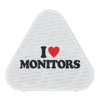 I LOVE MONITORS BLUETOOTH SPEAKER