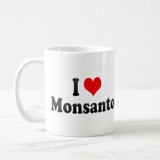 I Love Monsanto, Portugal Coffee Mug