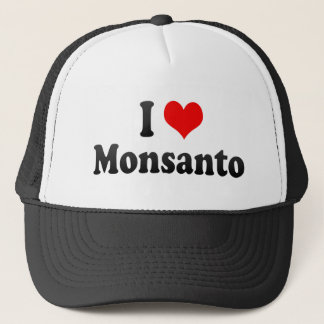 I Love Monsanto, Portugal Trucker Hat