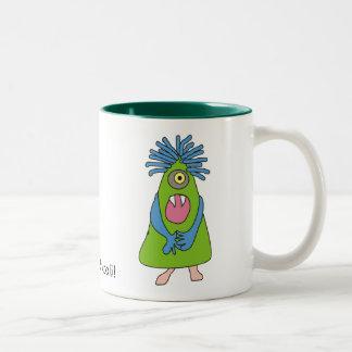 """""""I Love Monsters"""" Gifts Coffee Mugs"""