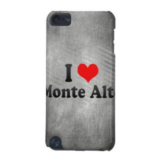 I Love Monte Alto, Brazil iPod Touch (5th Generation) Cover