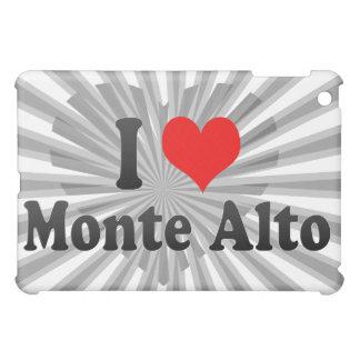 I Love Monte Alto, Brazil Case For The iPad Mini