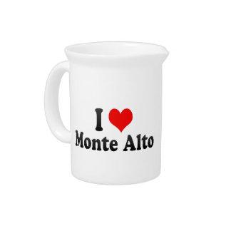 I Love Monte Alto, Brazil Pitchers