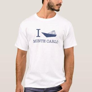 I love Monte Carlo T-Shirt