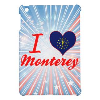 I Love Monterey, Indiana Cover For The iPad Mini