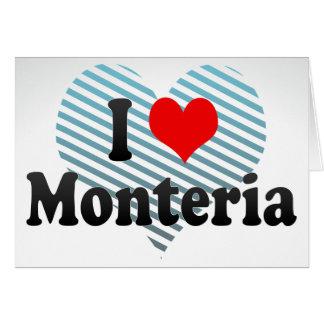 I Love Monteria, Colombia Cards