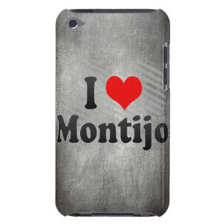 I Love Montijo, Portugal iPod Touch Case-Mate Case