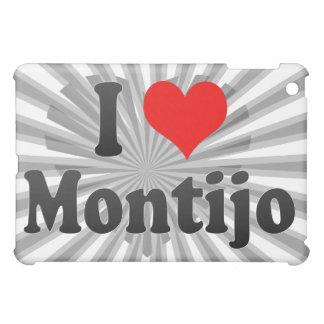 I Love Montijo, Portugal iPad Mini Cases