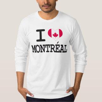 I love Montréal T Shirt