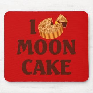 I Love Mooncake Mouse Pad