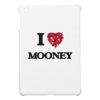 I Love Mooney Cover For The iPad Mini