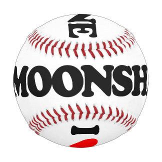 I LOVE MOONSHINE BASEBALL