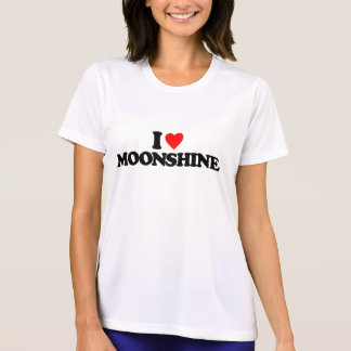 I LOVE MOONSHINE T-Shirt