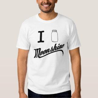 I Love Moonshine T-shirt