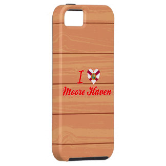 I Love Moore Haven, Florida iPhone 5 Case